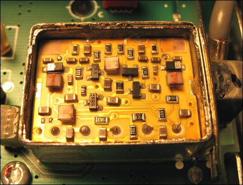 Motorola Maxtrac 900 VCO Cover Removal